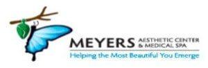 Boulder Eye Care & Surgery Center Doctors Meyers Aesthetic Center Logo 300x98 - Meyers Aesthetic Center Logo