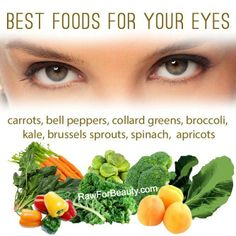 Boulder Eye Care & Surgery Center Doctors Best Foods for Your Eyes - How Certain Foods Can Optimize Eye Health