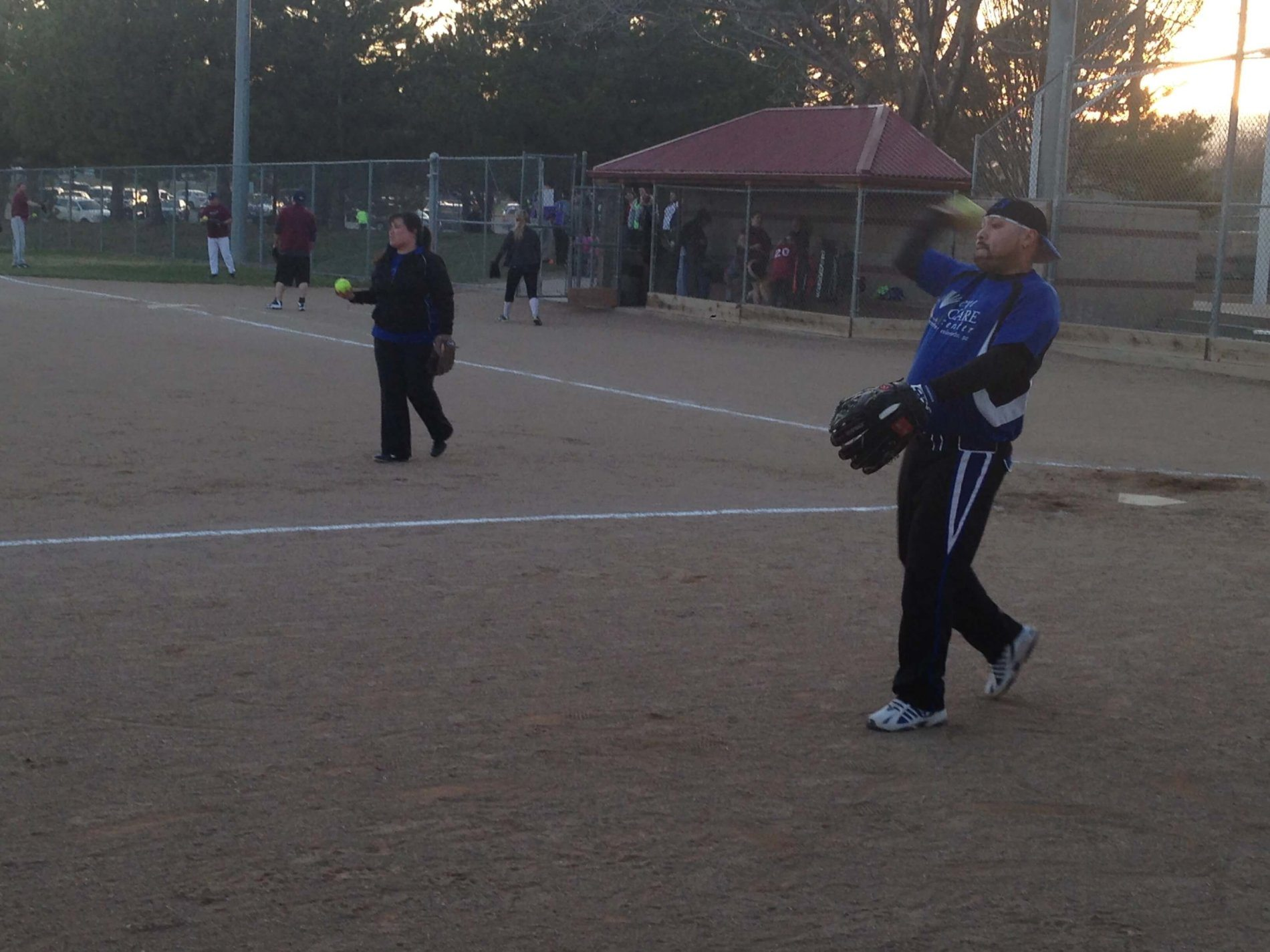 Team ECCNC Spring Softball Weekly Update!
