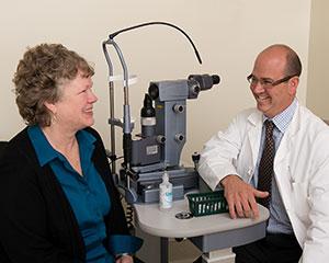 Cataract Exam