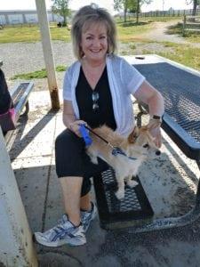 Boulder Eye Care & Surgery Center Doctors Jill her Scooter 225x300 - Eye Care Center Dog Days of Summer