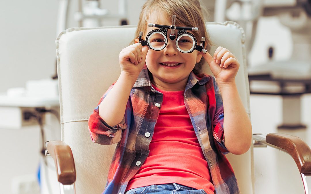 How to Prepare Children for An Eye Exam