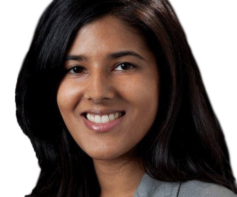 Mansi Parikh, M.D., commits to join  Eye Care Center of Northern Colorado