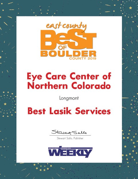 Best Lasik Services!