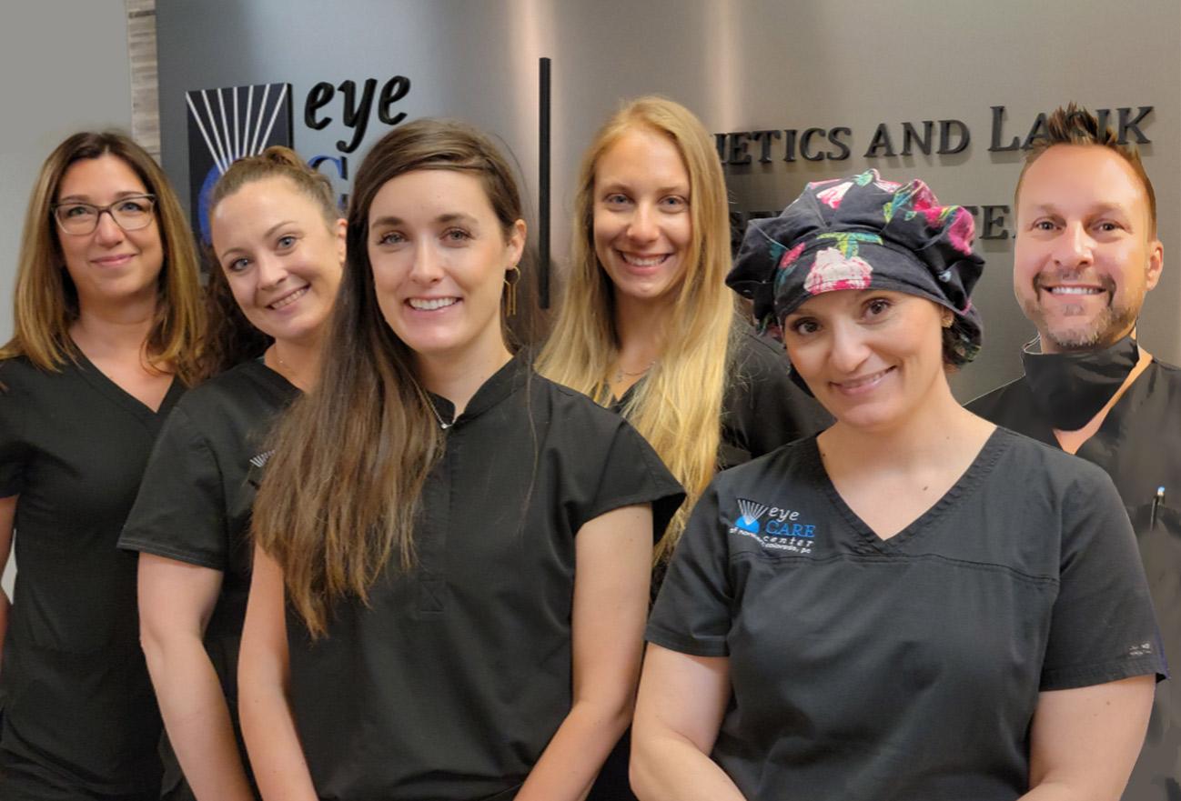 Boulder Eye Care & Surgery Center Doctors lasikteam 2 - Lasik ICL