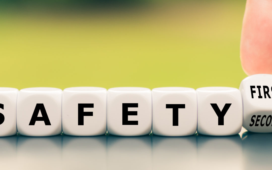 covid safety precautions for eyecare site