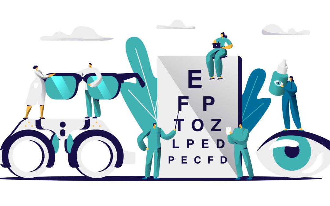 Eye Health & Screenings
